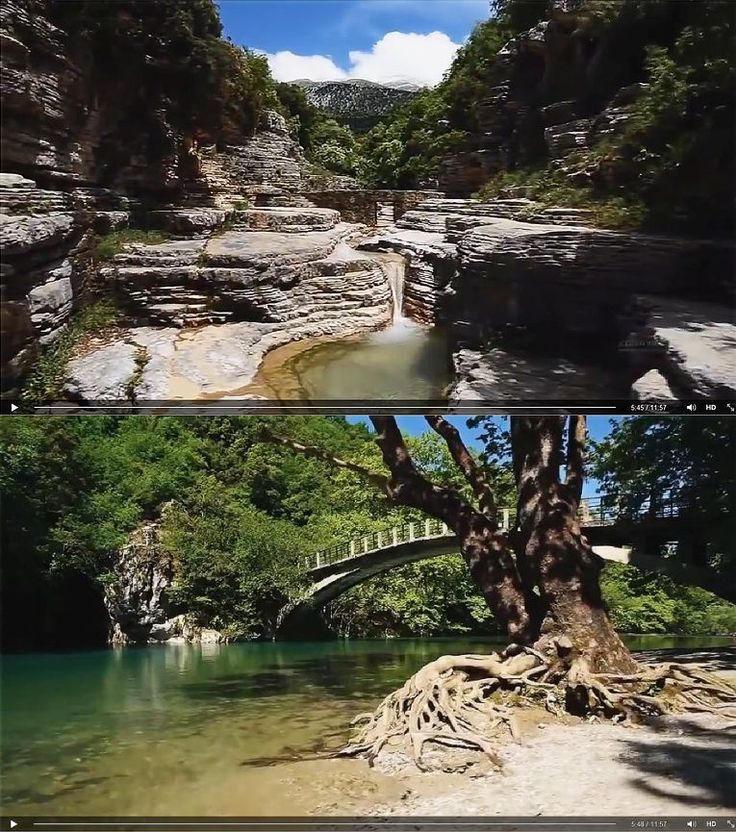 An earlier version of Visit Greece's promotional spot contained these images from Stian Rekdal's video. They were subsequently removed (Screengrabs: Stian Rekdal)