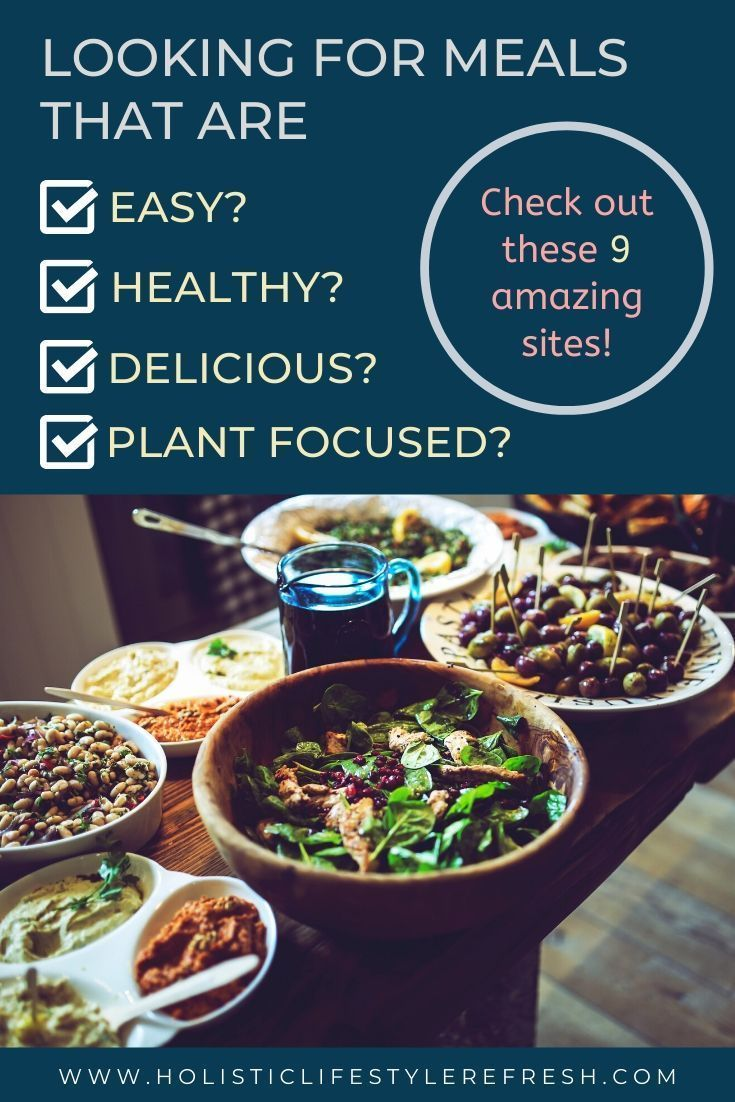 9 Healthy And Delicious Recipe Blogs To Start Following Today Vegetarian Recipes Healthy Easy Good Healthy Recipes Healthy Food Websites