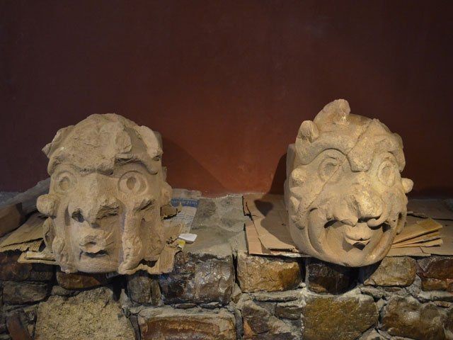Arqueólogos descobrem no Peru peças do período pré-inca | #Arqueologia, #ChavínDeHuántar, #Descoberta, #Incas, #Peru