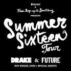 #Ticket (4) Drake Tickets for Summer Sixteen Tour (Lower Level) Sold Out #deals_us