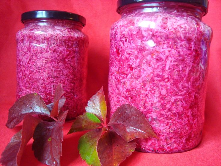 Hrean la otet cu sfecla rosie - CAIETUL CU RETETE
