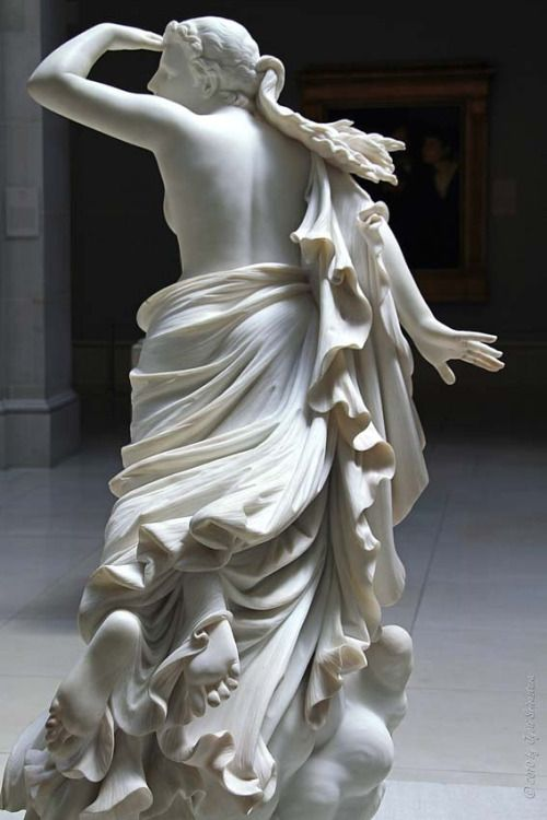 """oldroze: """" """"The Lost Pleiade. Randolph Rogers [1825-1892] - The Art Institute of Chicago """" """""""