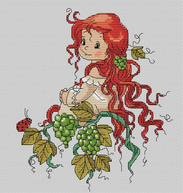 Fairy of vine