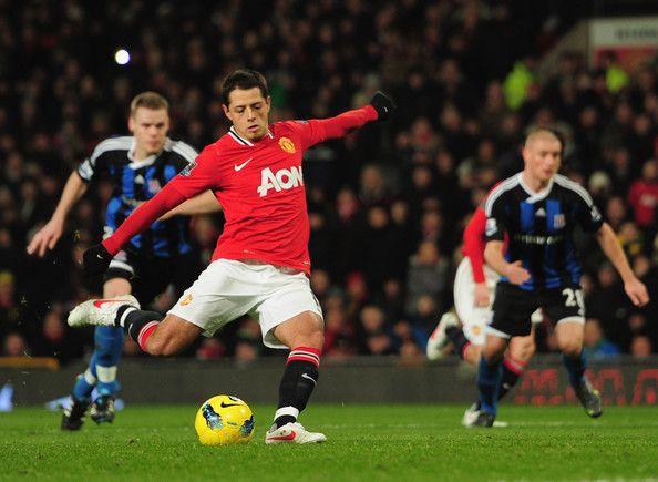 Chicharito. #Soccer #Futball #Football #ManchesterUnited