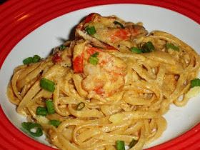 Recipe for TGIFRIDAYS Cajun Pasta..it calls for chicken but I'm going to add shrimp, too