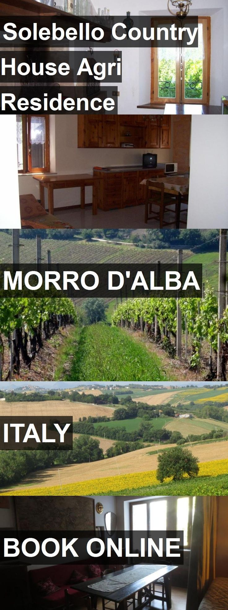 Hotel Solebello Country House Agri Residence in Morro d'Alba, Italy. For more information, photos, reviews and best prices please follow the link. #Italy #Morrod'Alba #SolebelloCountryHouseAgriResidence #hotel #travel #vacation