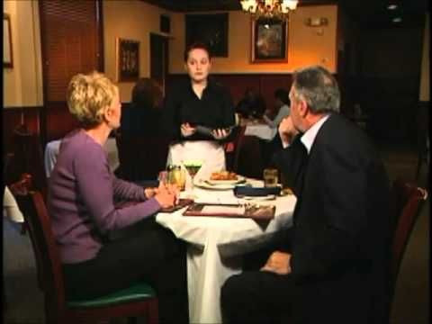This video shows all the different elements of being a good waitress/waiter at a fine dining establishment. It goes step-by-step on how to give a customer excellent service.