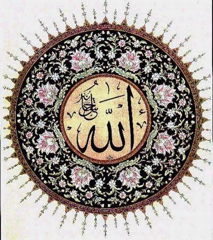 Allah(c.c)....<3