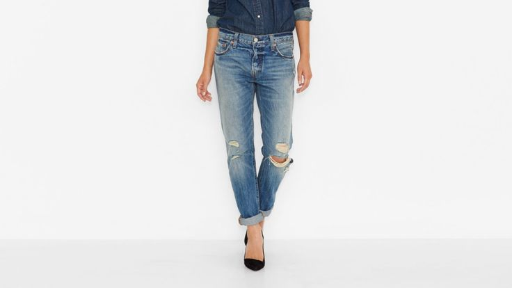501 CT Jeans for Women | Precita | Jeans | Damen | Levi's | Germany