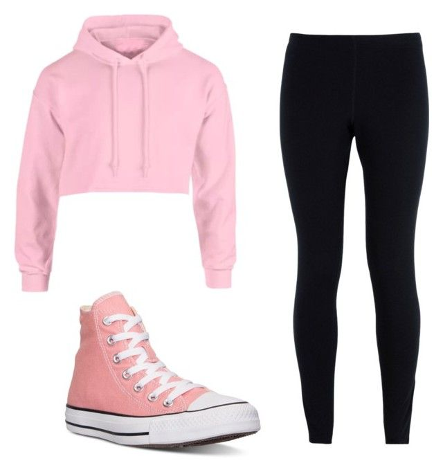"""Untitled #36"" by ashariacalmes133 on Polyvore featuring Converse and NIKE"