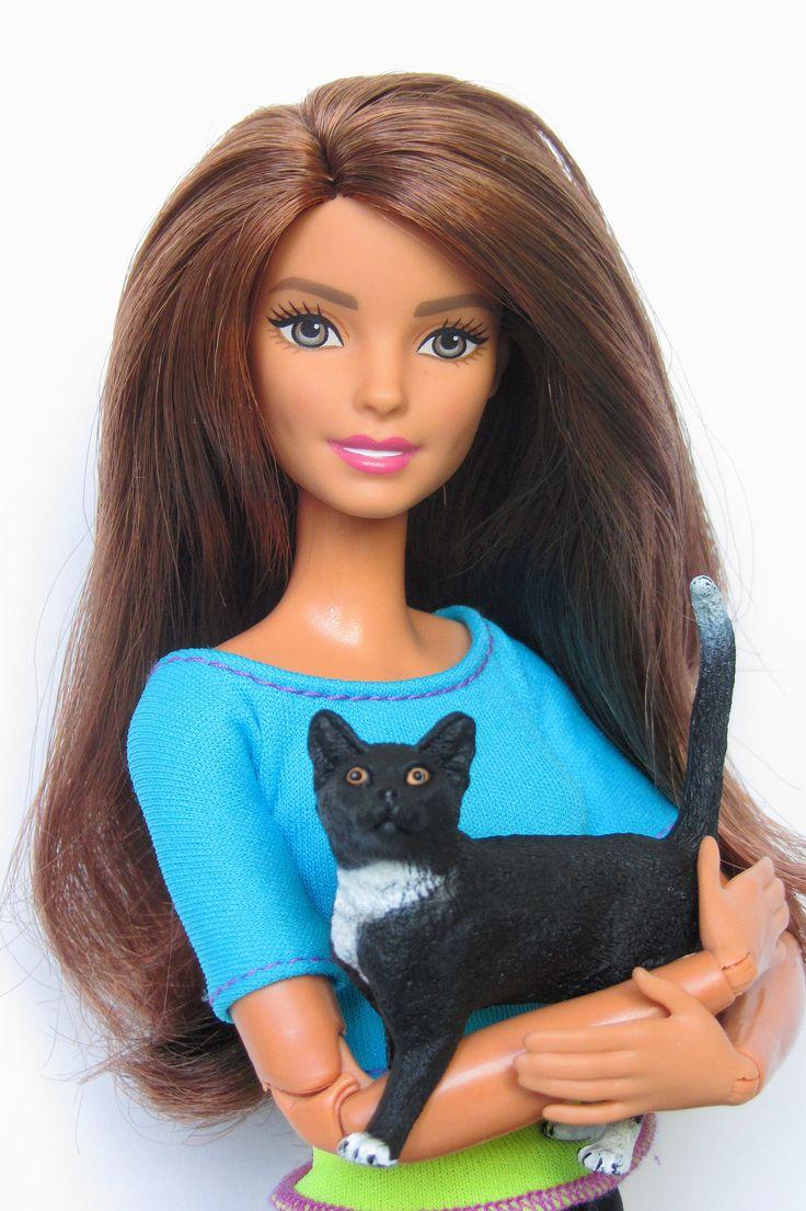 служат картинки игрушек барби с кошками лабутен посвятил