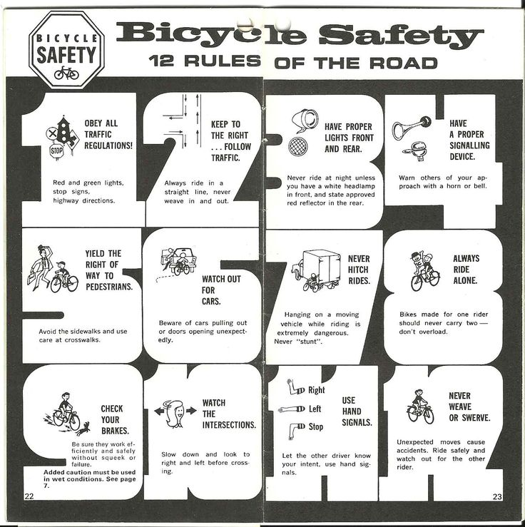 Bicycle Safety - 101