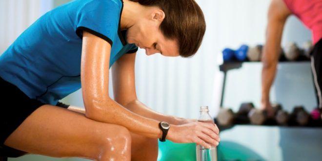 Семь причин, объясняющих почему после тренировки, увеличивается вес