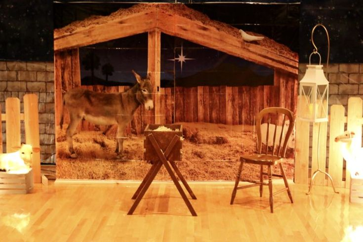 32 best christmas nativity party ideas images on pinterest for Idea door journey to bethlehem