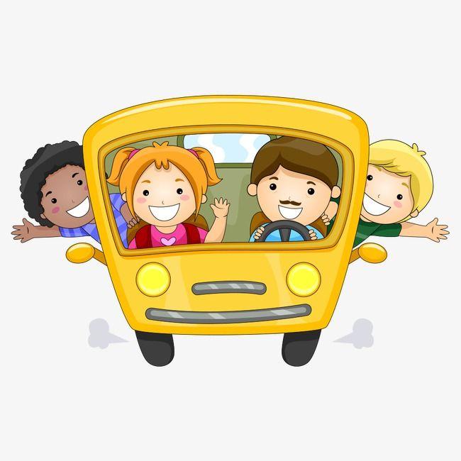 باص المدرسة School Bus Hello Kitty Kitty