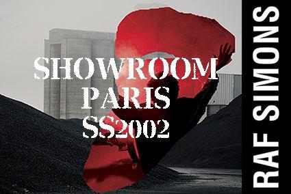 art homeworks_ raf simons ss2002
