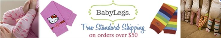 """BabyLegs® leg warmers have quickly become a parenting essential across the world because of their utility, practicality, and stylish appeal. BabyLegs leg warmers and socks will keep your little one's legs and arms warm, and protect against outside elements.  They make diaper changing and potty training easier, and protect the knees while crawling.  BabyLegs was been nominated for the 2012 Cribsie Award for """"Coolest Collaboration"""" for their Hello Kitty Collection."""