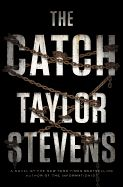 The Catch by Taylor Stevens. Passing as a man while working at sea for a security company she discovers is part of a gunrunning operation, Vanessa Michael Munroe escapes a pirate attack and agrees to help find her crewmates only to discover that the hijackers were seeking the ship captain under her care.