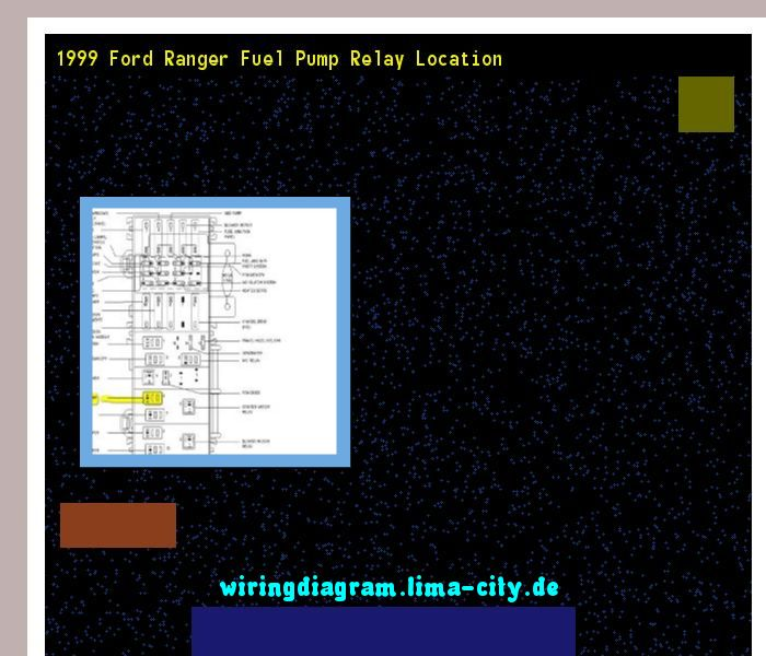 1999 ford ranger fuel pump relay location. Wiring Diagram ...