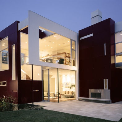 Modern Facade Design, Pictures, Remodel, Decor and Ideas