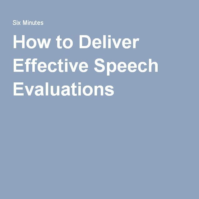 how to deliver a powerful speech Notice how comfortable and confident he is while giving his speech 2 well-rehearsed, he knows everything by heart reflects on experiences having the task to give a speech at your graduation can be an intimidating task with some preparation and a few tips however you'll be able to deliver.