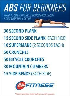 workout plan for teens - Google Search