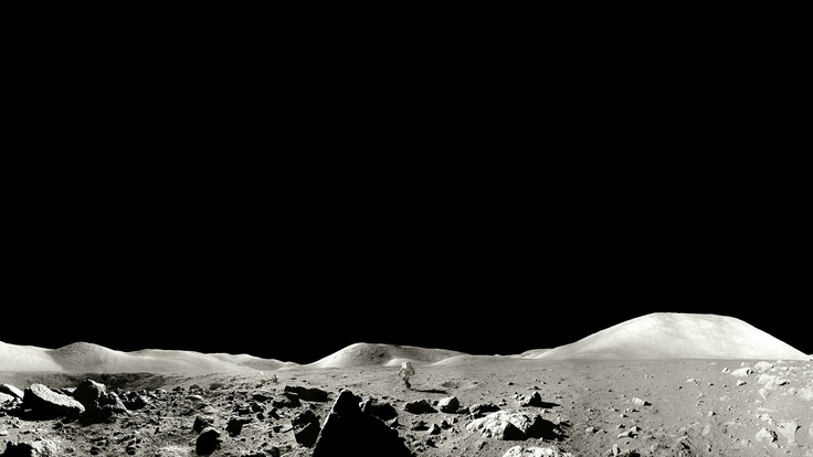 Apollo 17 mission, the last moon landing.