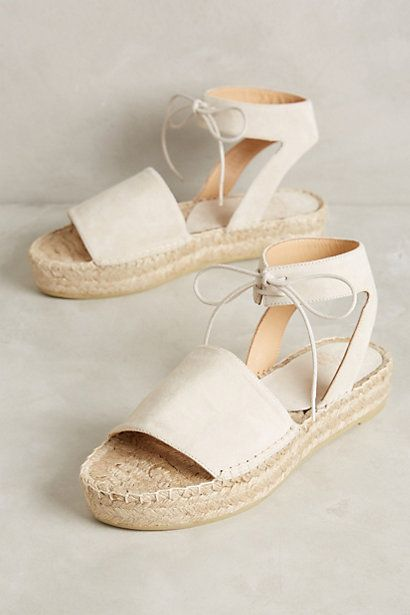 Andre Assous Samantha Espadrilles #anthropologie