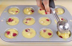 Fitness muffinky bez mouky ze 3 surovin – mňamka bez kaloríí