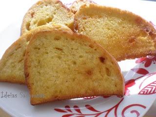 Pão de Milho Frito