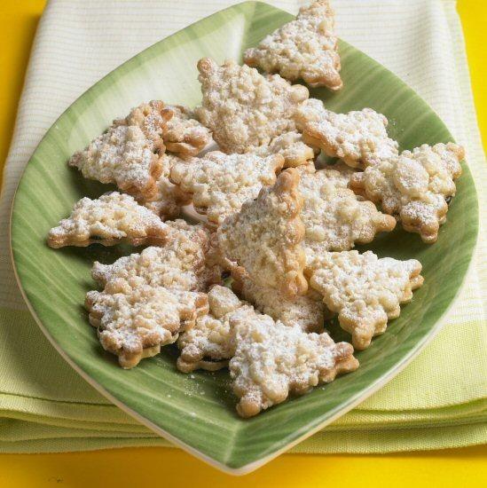 Streuselplätzchen mit Pflaumenmus Rezept | Dr. Oetker (Christmas Bake Cheesecake)