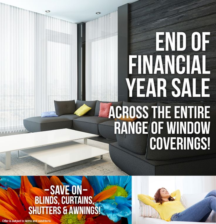 With up to 70% off*, now is the time to bring your windows to life! Don't miss out on Kresta's massive End of Financial Year Sale, visit us in-store or online now!