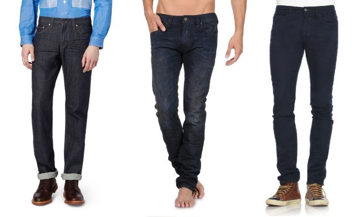 The Fits Mens Skinny Jeans