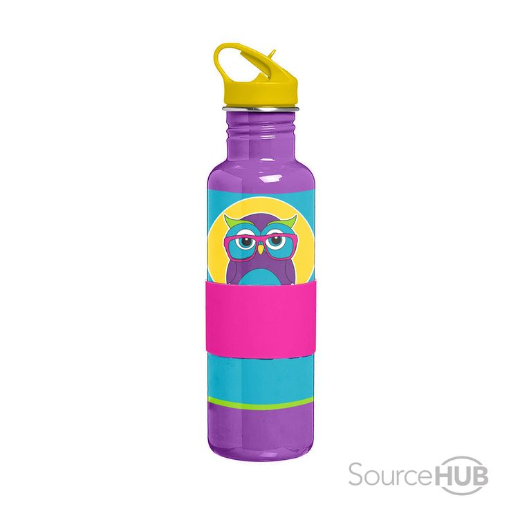 Kids Waterbottle- Designed by SourceHub.