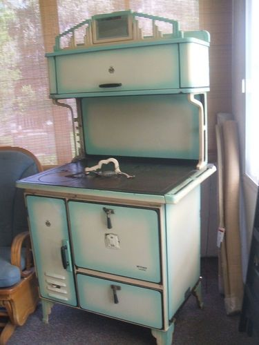 659 Best Images About Vintage Stoves On Pinterest