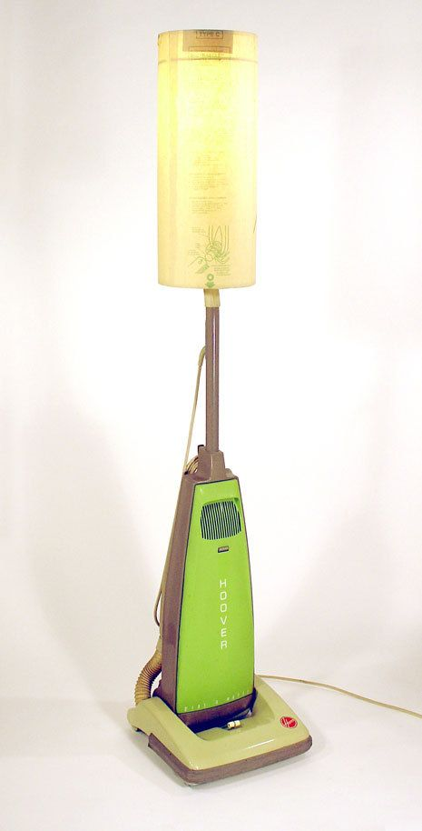 17 Best Images About Upcycled Lights Vacuums On