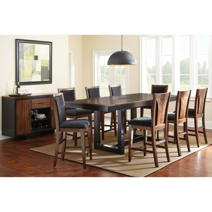 Steve Silver Julian Counter Height Dining Table