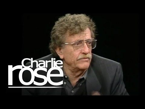 The late author Kurt Vonnegut tells Charlie how he grades his books.