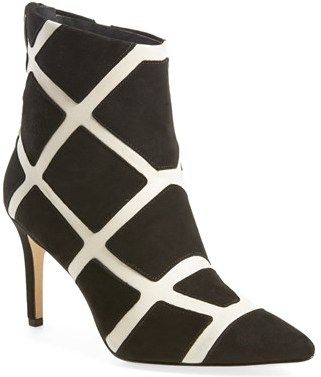 Via Spiga 'Cherelle' Pointy Toe Boot (Women) on shopstyle.com