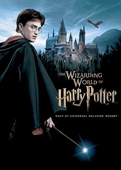 hogwarts theme park - Google Search