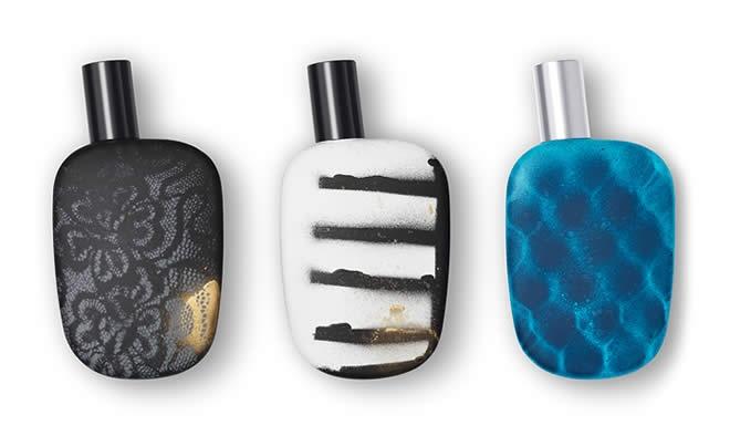 Comme des Garcons 'by the sea' Fragrances http://www.fashionbeans.com/2012/comme-des-garcons-by-the-sea-fragrances/