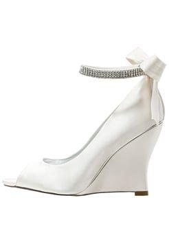 Nina Shoes - EMMA - Zeppe - ivory