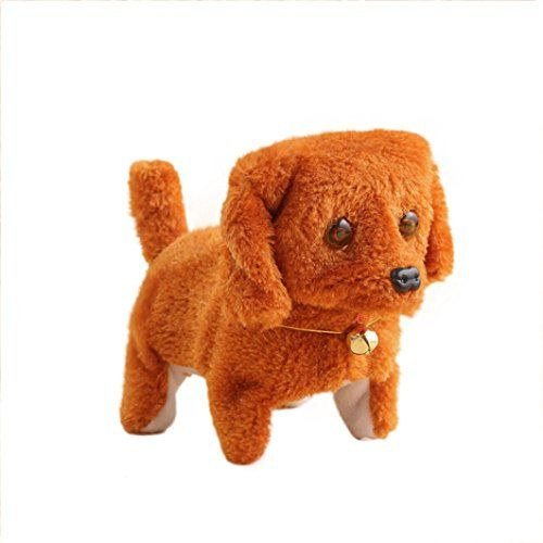 Letong 20 9 13,5 cm Neue Roboter Nette Elektronische Walking Pet Hund Welpen Kinder Weihnachten Spielzeug Mit Musik Licht ❀ 100% Brand new and high quality Quantity: 1pcs ❀ Material: Plastic+villi Product Size: 20*9*13.5cm ❀ Battery: 2 x AA batteries (not included) Easy and Convenient to use https://pets.boutiquecloset.com/product/letong-20-9-135-cm-neue-roboter-nette-elektronische-walking-pet-hund-welpen-kinder-weihnachten-spielzeug-mit-musik-licht/