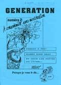Génération, n° 2, [mars 1990], [Lycée non identifié – Académie de Rennes]