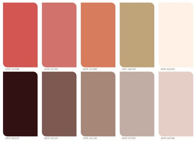 2016 Dulux Colour Palettes At Home Abroad