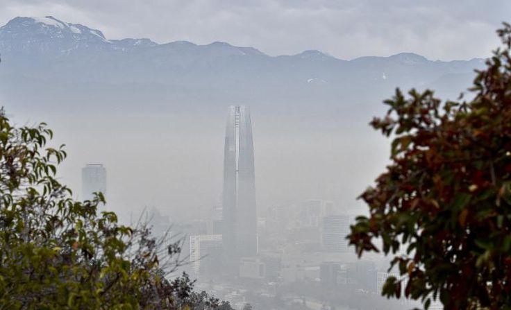 Santiago se enfrenta a una nueva preemergencia ambiental por polución