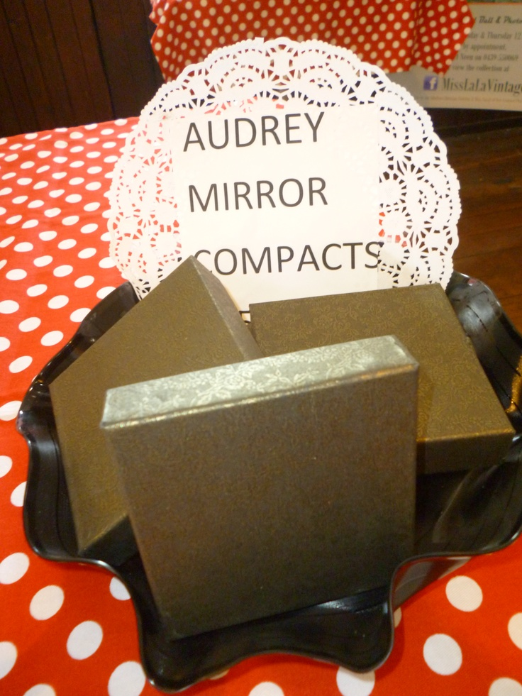 Mirror Compacts for sale.  www.capeoflove.com