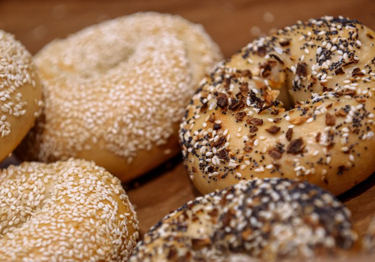 5 & Dime is serving real-deal, New York-style bagels in the CBD.