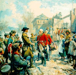 the american revolutionary war | Western theater of the American Revolutionary War - Wikipedia, the ...