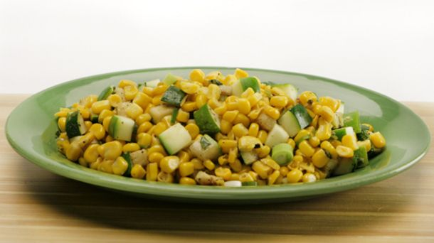 Corn and Zucchini Saute | Recipes | Pinterest